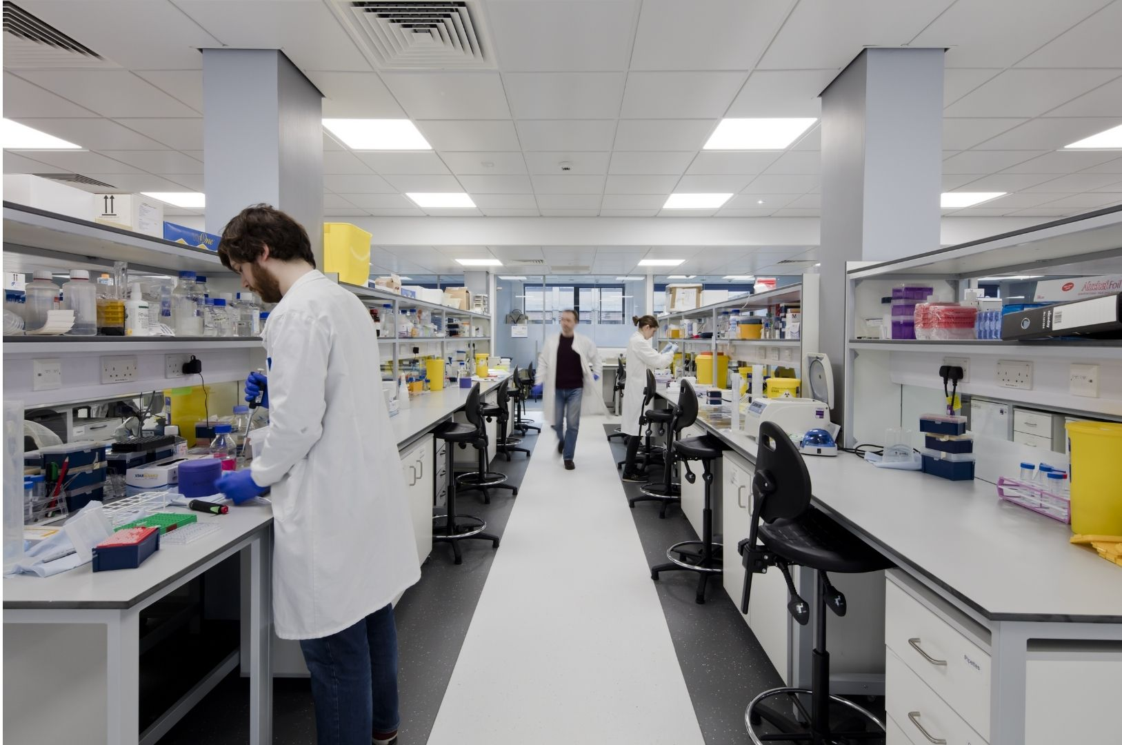 Newcastle University Institute of Cellular Medicine Key Integrated Services