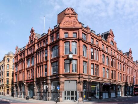 Sevendale House Manchester